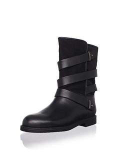 Jil Sander Navy Women's Biker Boot at MYHABIT