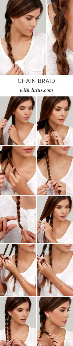 { Chain braid }