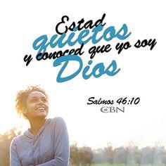 Deja a Dios actuar y demostrar cuán grande es su amor por ti.