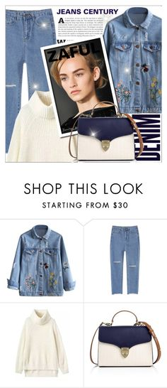 """""""ZAFUL"""" by konstadinagee ❤ liked on Polyvore featuring Alima, Aspinal of London and zaful"""