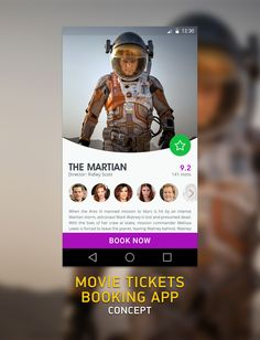 Online Movie Ticket Booking App
