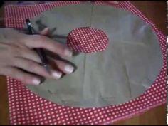 Segunda parte de cómo hacer una falda flamenca rápida y fácilmente paso a paso Os dejo el enlace de la primera parte: https://www.youtube.com/watch?v=zm1Cfxi...