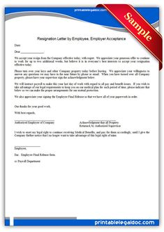 1000 images about sample acceptance letters on pinterest