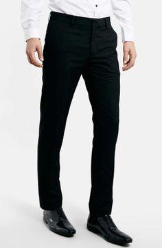 Oxford NY Mens Modern Fit Flat Front Fixed Waist-Gabardine