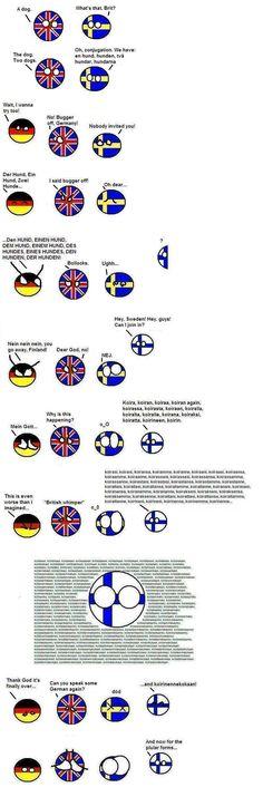 Finnish them!