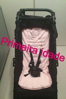 Loja Primeira Idade Bebê e Gestante - www.primeiraidade.com.br site de vendas online: Capa para bebê Conforto
