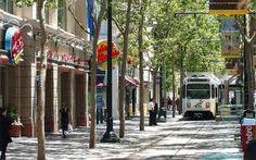 Downtown San Jose, California.