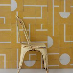popham design :: cement tiles :: handmade in morocco - Keramik Deco Design, Tile Design, Design Design, Motif Design, Handmade Furniture, Handmade Home Decor, Handmade Tiles, Tile Patterns, Textures Patterns