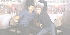 OMG I want to be Ki Hong is this picture!!!