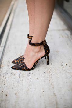 Cate Pointed toe Pumps by Nine West | Via pinkpeonies.com