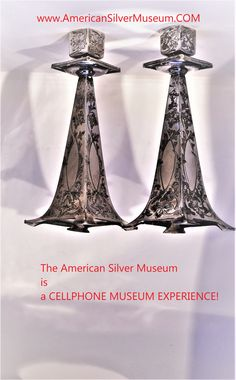 Cellphone, Tablet, or any desktop device is a great way to experience The American Silver Museums! We've curated a collection of over photographs into photo galleries, slideshow/videos, and even an online jigsaw puzzle that can be done on a cellphone! Silver Candle Holders, Ipad Tablet, Museums, Jigsaw Puzzles, Photo Galleries, Desktop, Photographs, Iphone, American
