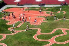 BUGA Garden Show (exhibition playground) in Munich - #getoutside @babycenter #bigdayout
