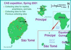 The islands of São Tomé and Príncipe were uninhabited before the arrival of the Portuguese  sometime around 1470 and today is home for around 200,000