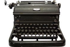 Vintage Royal typewriter.