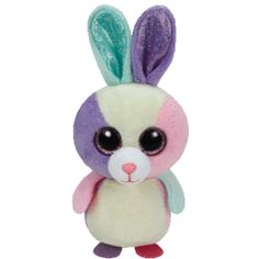 Ty Beanie Boos Mini - Bloom Bunny Basket Easter Soft Plush Beanie Boo LAST  ONE e7fd9de23ba3