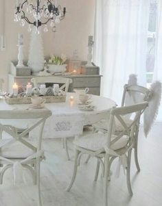 Shabby Dinning Room