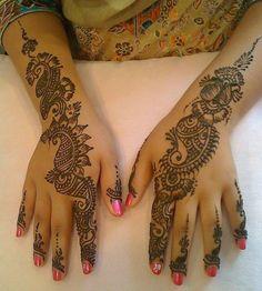 Bridal Mehndi Designs for Hands