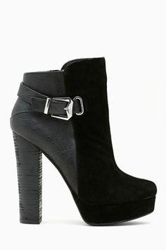 Shoe Cult Apex Bootie #ShoeCult