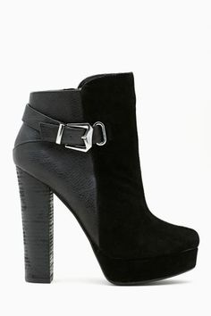Shoe Cult Apex Bootie #ShoeCult