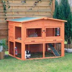 I think our rabbit, Nanook, would absolutely LOVE this two story rabbit hutch! Again, Petco delivers high quality products for all our pets! Trixie Natura XL Two Story Rabbit Hutch with Outdoor Run Rabbit Cages, Bunny Cages, Rabbit Pen, Pet Rabbit, Wooden Rabbit, House Rabbit, Large Rabbits, Bunny Hutch, Pet Cage