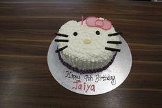 Our Hello Kitty birthday cake!