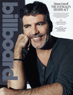 Simon Cowell Opens Up About Fatherhood and His Career's Second Act | Billboard