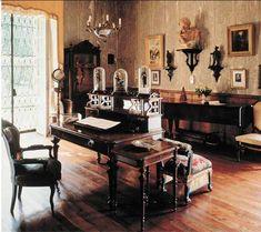 Lo studio di Verdi a Villa Sant'Agata - Busseto