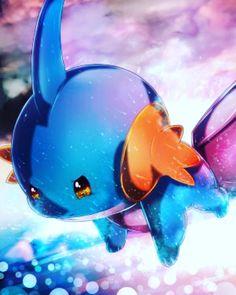 """890 Me gusta, 1 comentarios - The Pokémon Exhibit 🎨 (@the_pokemon_exhibit) en Instagram: """"🔹🔷Mizugorou🔷🔹 ▫️ Artist: @autobottesla ▫️ ▫️ ▫️ ▫️ ▫️ ▫️ ▫️ #instagood #anime #nintendo #pikachu…"""""""