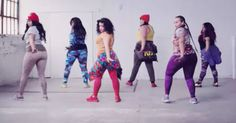 This dance group is tearing down body stereotypes.