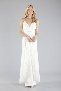Blush Bridal has an extensive collection of wedding dresses from Nicole Miller, including the Caroline style FJ0018. Click here for more information!