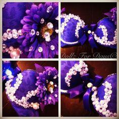 Love Purple!   #rave #raver #gogo #edc