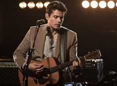 John Mayer from Musicians Performing Live on Stage | E! Online