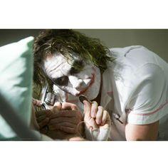 The Joker Dark Knight Movie Introduce Little Anarchy Gallery Print 2