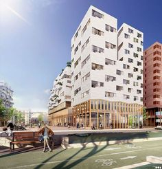 SOA Architects Paris > Projects > Tolbiac T7B2
