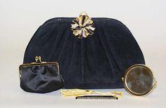 Evening bag- Judith Leiber Couture Ltd. Date: 1992