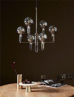 Hängeleuchte Bulb von HÜBSCH Interior ✓Lampen ✓Neuheiten ✓Top Preise ✓schnell geliefert ✓10% auf Newsletter-Neuanmeldung