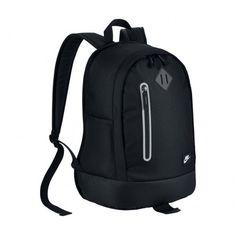 Nike Rucksack Backpack Cheyenne Plain Black Back To School Christmas Kids  Small d7ce21506c159