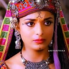 The Mahabharata, Pooja Sharma, Lord Krishna Wallpapers, Tv Actors, Cute Photos, Indian Beauty, Favorite Tv Shows, Captain Hat, Channel