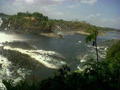Parque la Llovizna, Puerto Ordaz #Venezuela