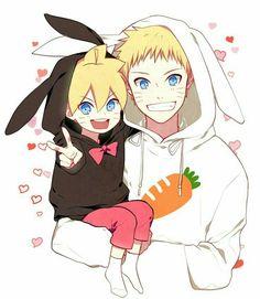Naruto e Boruto || Naruto