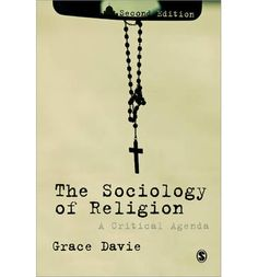 A new edition of a successful book from one of the biggest names in the field of the sociology of religion. The first edition is widely adopted and cited throughout the world, and readers will be keen to see this revised and updated version.