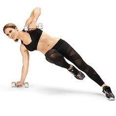 Change up your cardio workout with this 7- circuit workout with Jillian Michaels