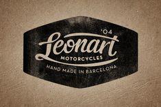 Leonart-logo Alex Ramon Mas Design www.alexramonmas.com
