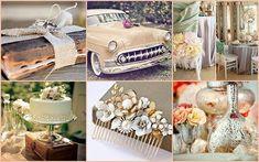 Vintage Wedding Decoration Ideas | wedding themes, wedding decorations