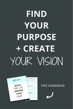 Most people set goals completely backwards and then wonder why they're miserable and unfulfilled. Click through to get the complete guide to turning your vision into action and get the free workbook.