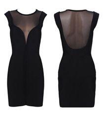 """Dress Nation """"Sophia"""" little black dress, $112, click here: http://thestylenet.net/stores/dress-nation#"""