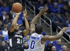 Plucky Lindsey, Friars aiming to fly high at Big East Tournament
