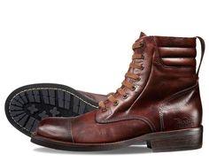 ROKKER Boots Urban Racer dark-brown