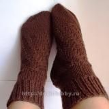 Spiral socks from russian site ( translate it) with photo tutorial Crochet Doilies, Crochet Flowers, Crochet Lace, Childrens Crochet Hats, Socks And Heels, Knitted Slippers, Crochet Baby Booties, Knitting Socks, Knit Patterns