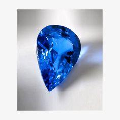 Cobalt blue spinel